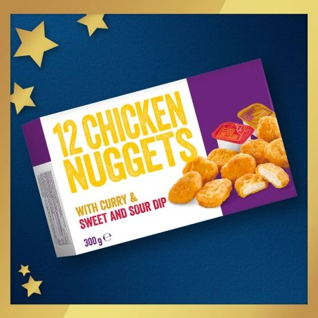 Tesztgyőztes Chicken nuggets